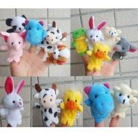 Finger Puppet (Animal) set of 10 迷你小动&#292..