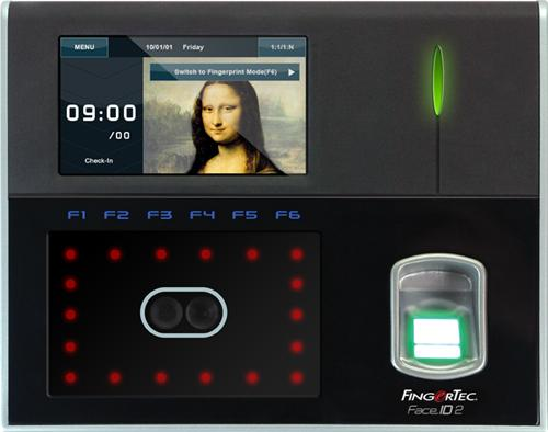 Fingertec FaceID 2 Time Attendance & Door Access System
