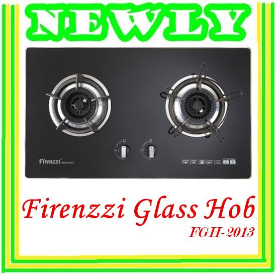 Firenzzi 2 Twist Burner Glass Hob FGH2013