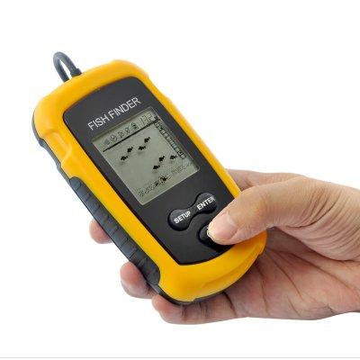 Fish Finder - Fish Locator with Sonar Sensor