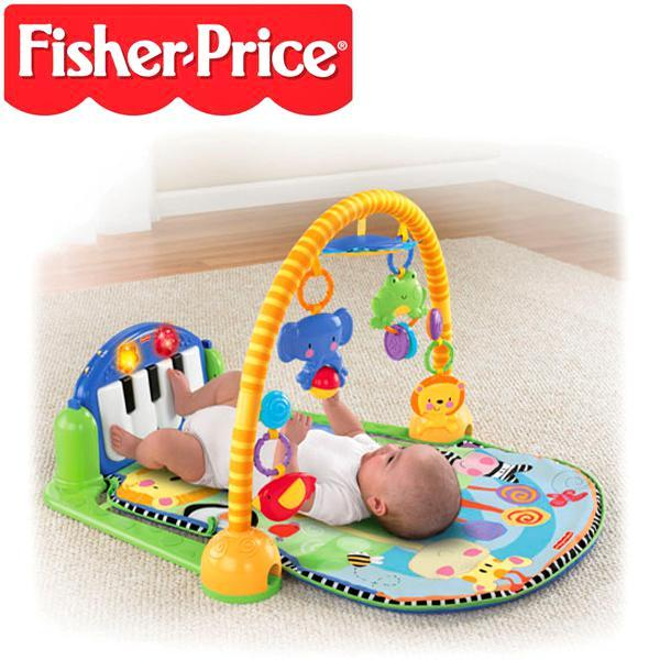 Fisher Price Discover 'n Grow Kick and Play Piano Gym