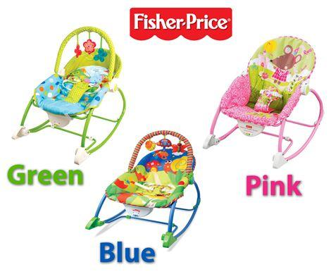 Fisher Price Infant Toddler Baby Rocker