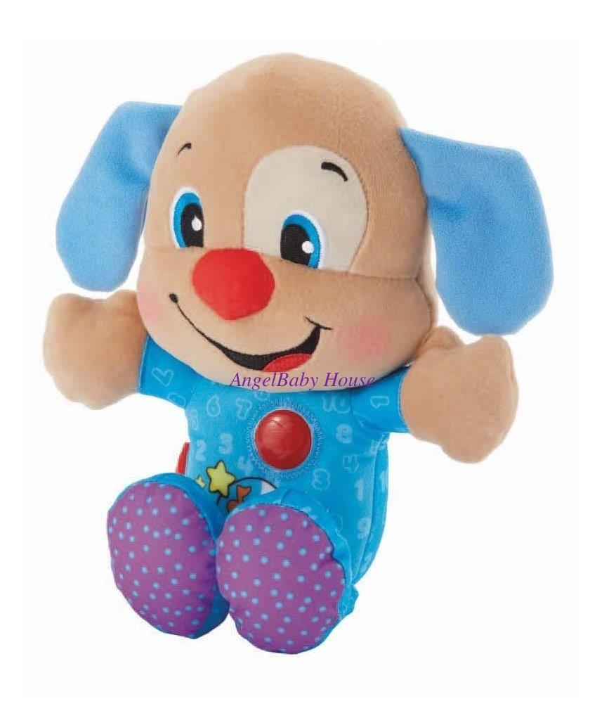 Fisher Price Laugh & Learn Nighttime Puppy with music and light