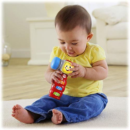 Fisher-Price® Laugh & Learn® Tap 'n Learn Hammer 100% Mattel Malaysia