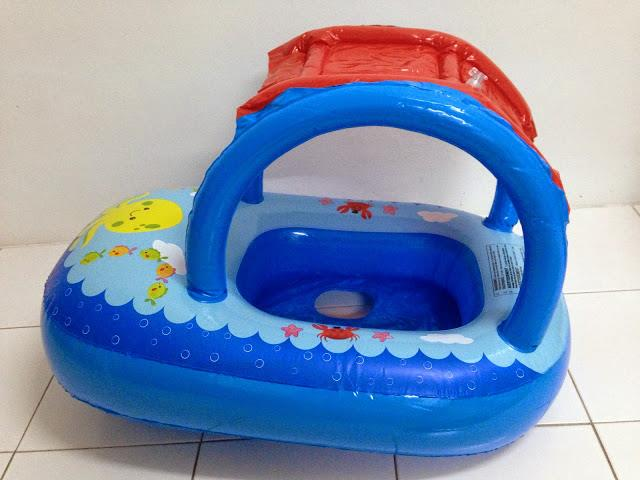 Fisher-Price Sun Cover Boat
