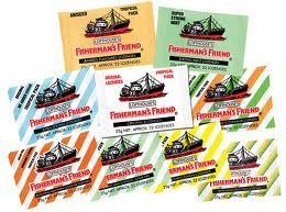 Fisherman's Friend Sugarfree Mint Lozenges 25g