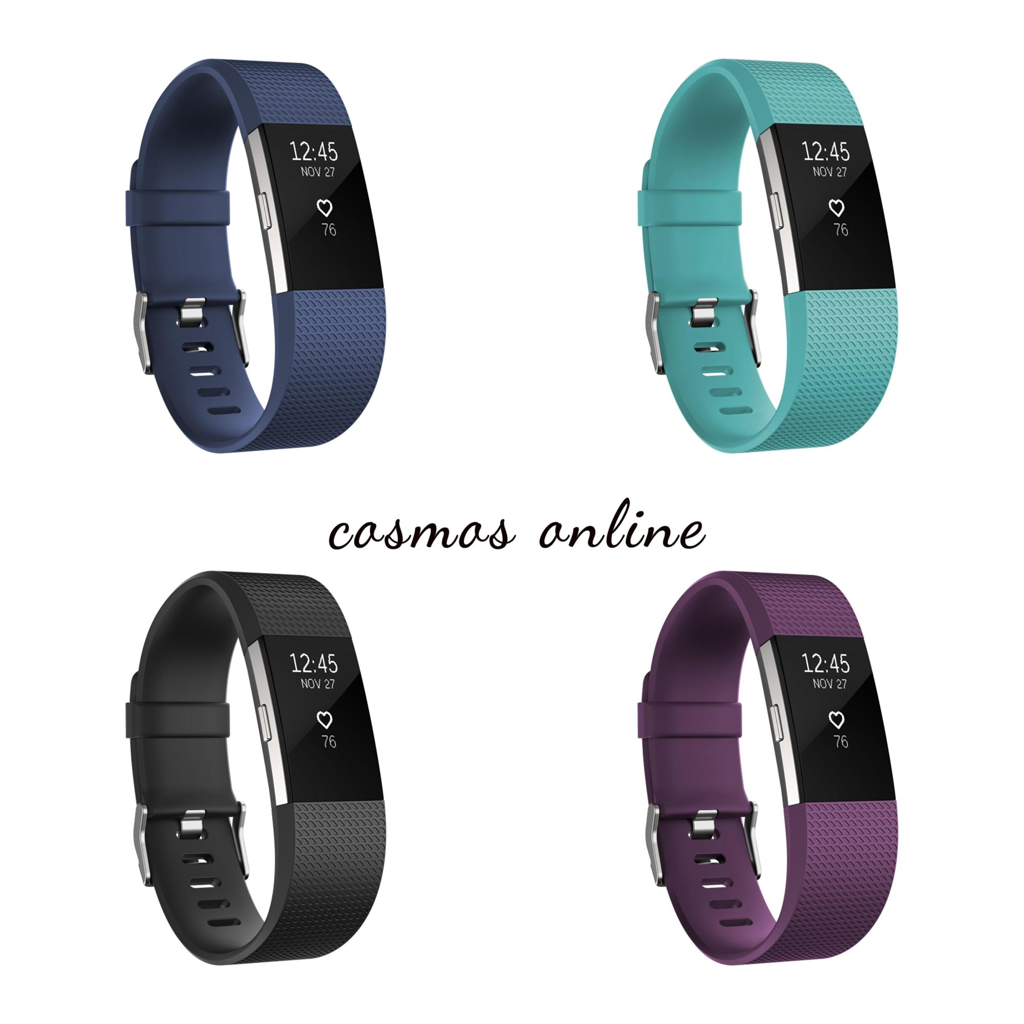 Fitbit Charge2  Heart Rate+Fitness Wristband Multi-Sport Tracking