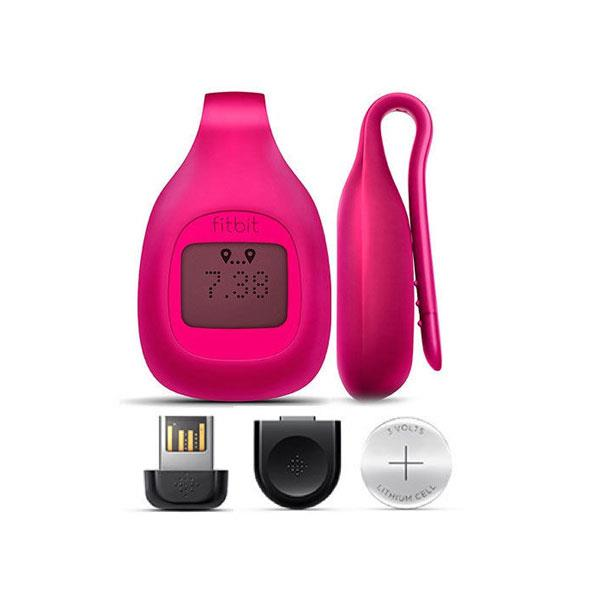 Fitbit zip wireless activity tracker magenta others end time 11 29