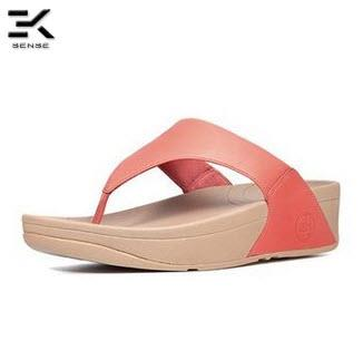 Fitflop Lulu Plain Leather Sandal