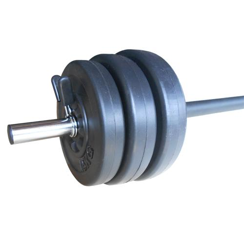 Fitness/Gym Equipment/Accessories Studio Barbell Set