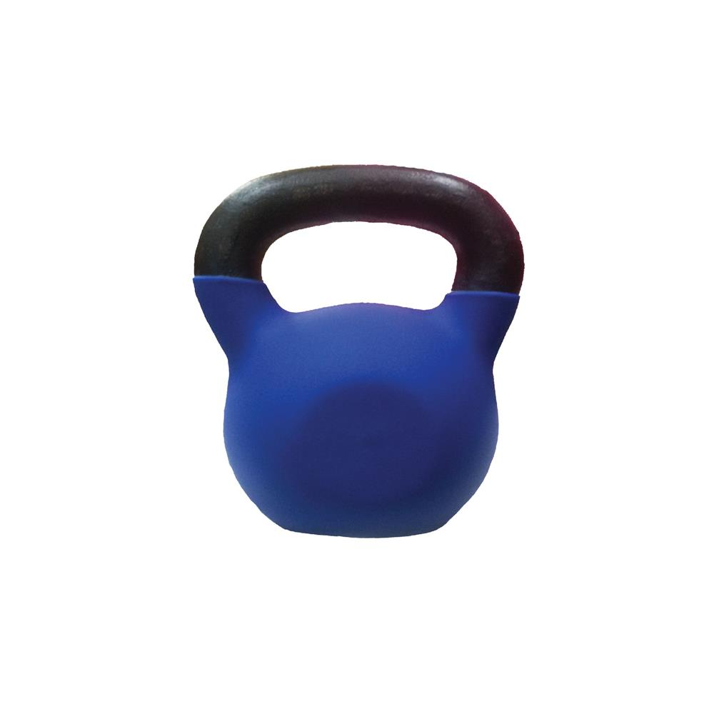 Fitness Gym Workout Neoprene Kettlebell with 16KG (Color Random)