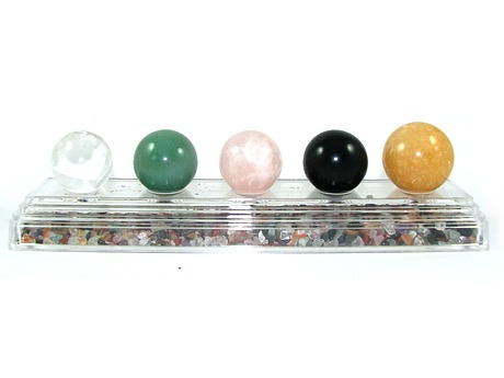 Five Element Fengshui Crystal Balls - Feng Shui Crystal Store