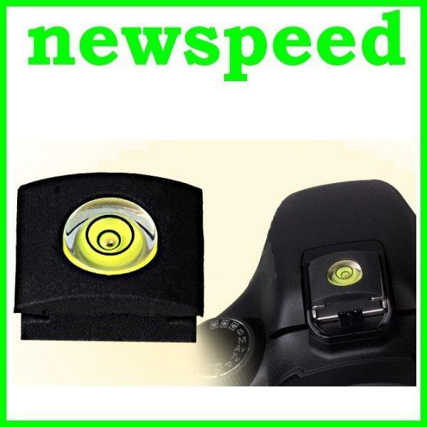 New Flash Hot Shoe Cover Cap hotshoe with Level for Olympus