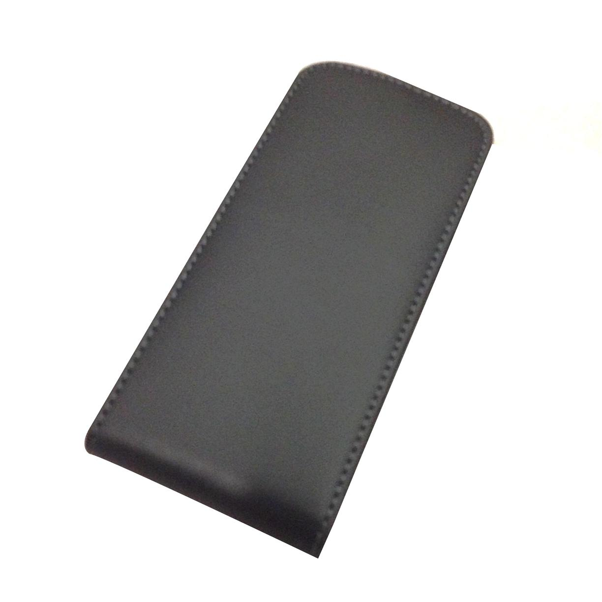 Flip down case for iPhone 5 / iPhone 5s - Black