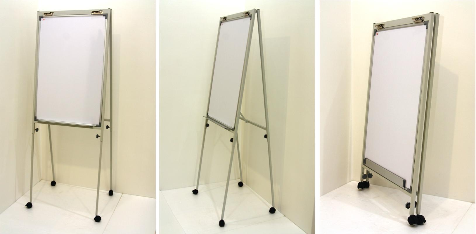 Flip Charts Board White Board With Stand