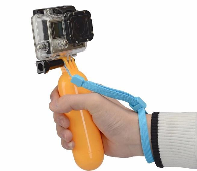 Floater Bobbler Floating Grip for SJcam Gopro Action Camera