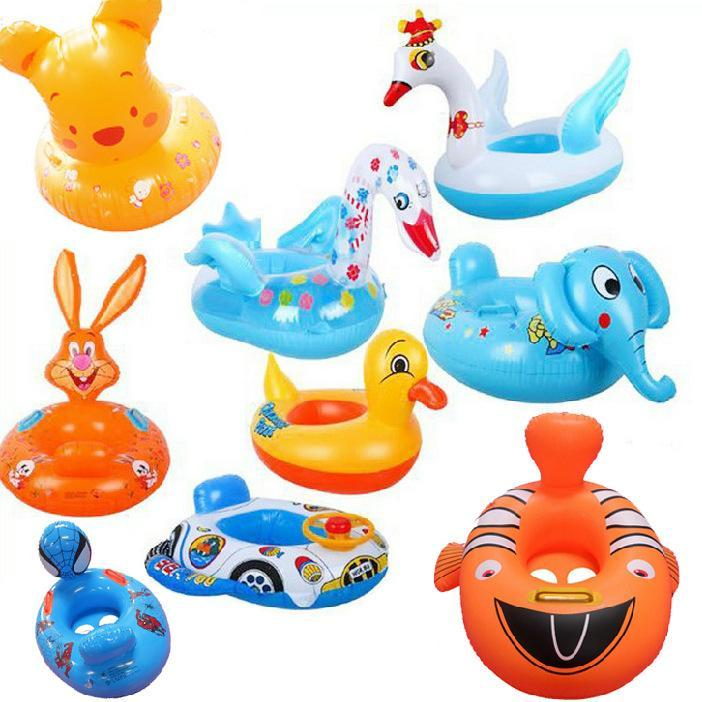 Floating Inflatable Baby Swimming Ring Seat Swimmi End 9