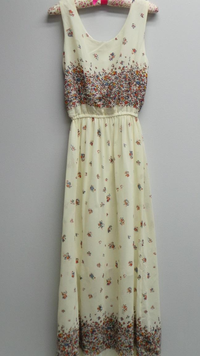 Flora Casual Long Dress