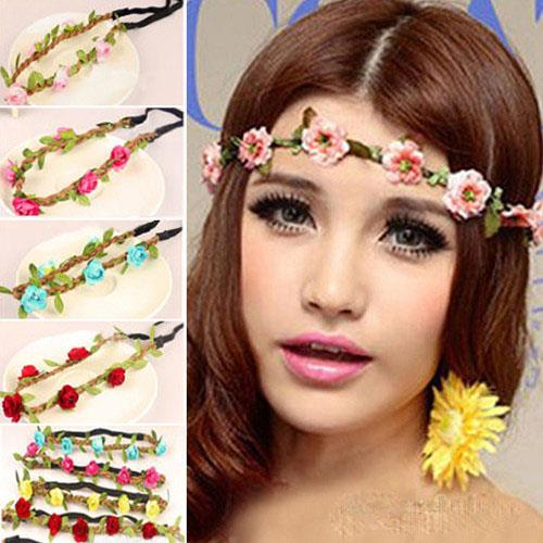 Floral Flower Ladies Hairband