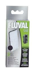 FLUVAL U2 Filter Carbon Cartridge 2/Pcs