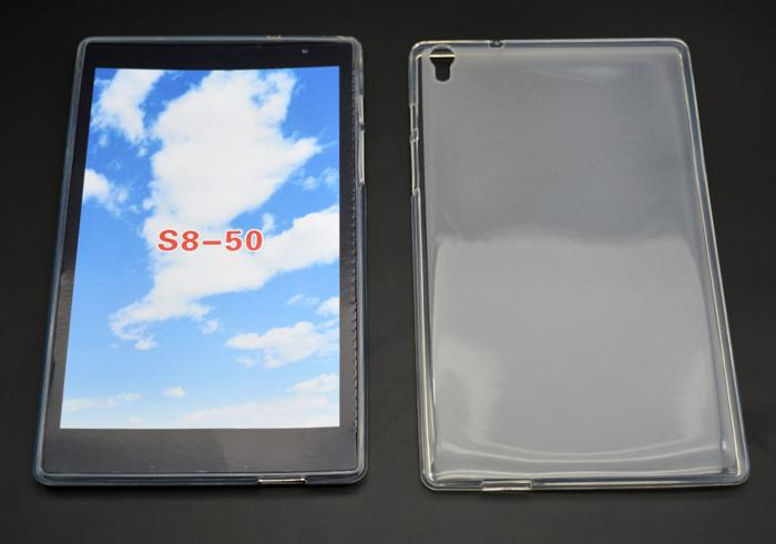FOC SP-Lenovo Tab S8-50F S8-50LC TPU Silicon Back Casing Case Cover