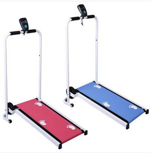 Foldable & Portable Mini Slimming Treadmill