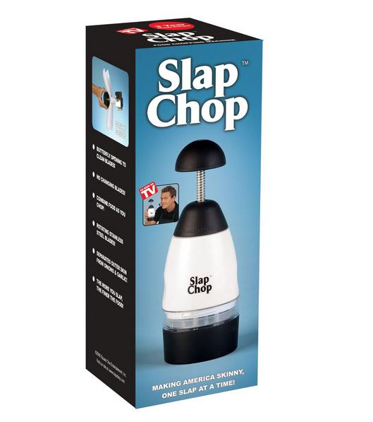 Food Garlic Slap Chop Dice Mince Chopper As Seen On TV Slap Chop