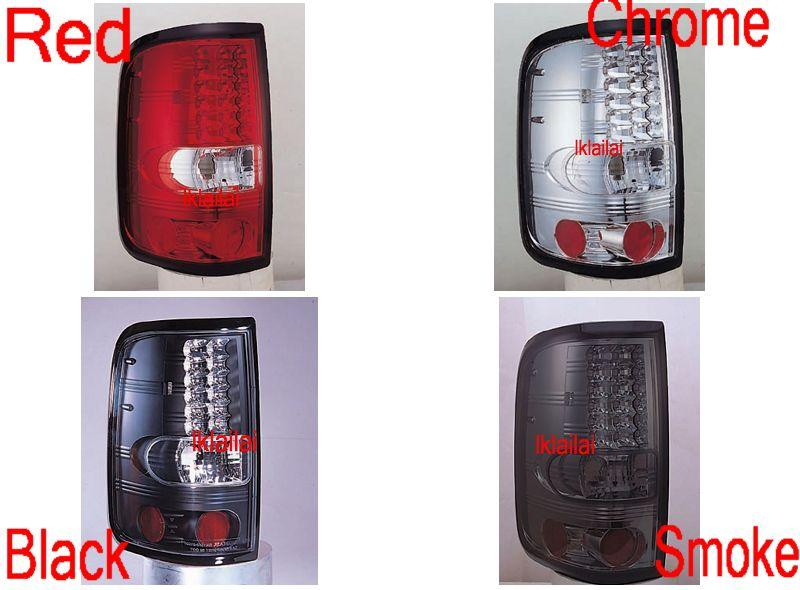 Ford F150 04-07 Tail Lamp