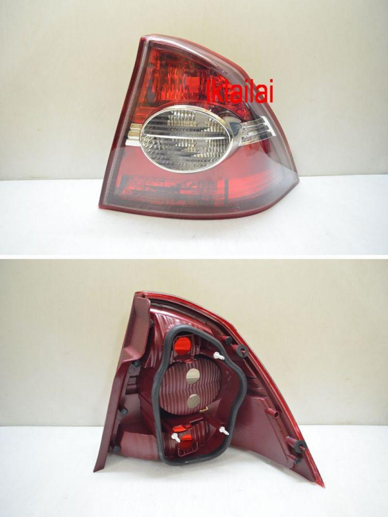 FORD FOCUS 05-08 4D Tail lamp 1-Pair