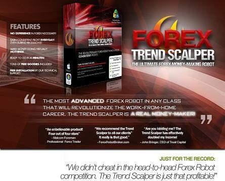 Forex trend Scalper