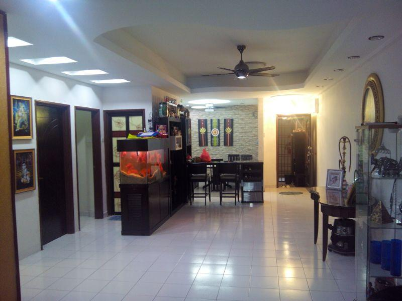 Fortune Avenue Condo for sale, Fully Furnished, Kepong, Renovated