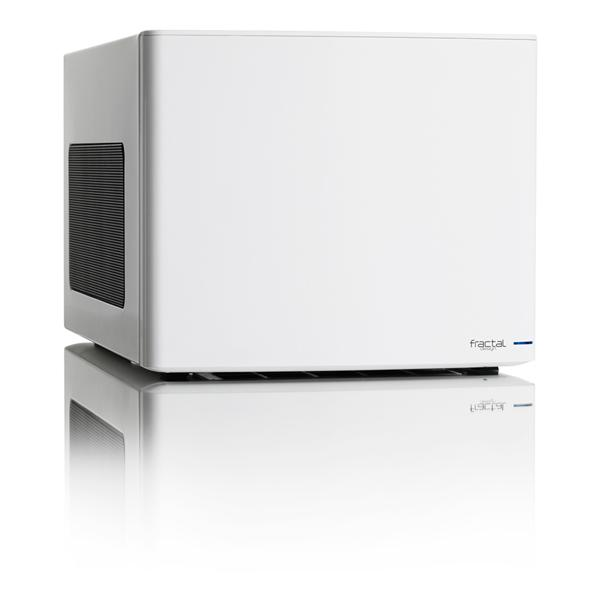 FRACTAL DESIGN NODE 304 MINI-ITX CHASSIS (WHITE)-NON WINDOW