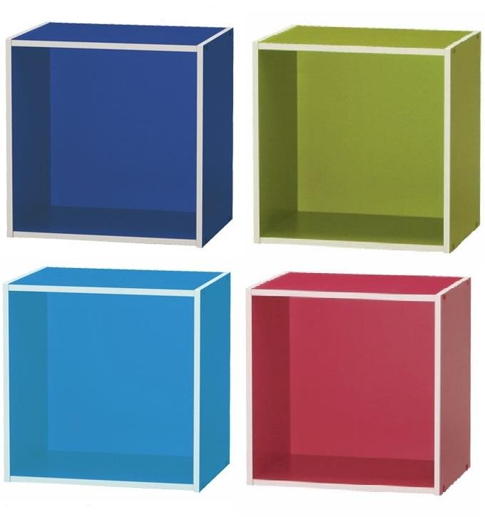Free delivery Stackable Fancy Cube Storage box