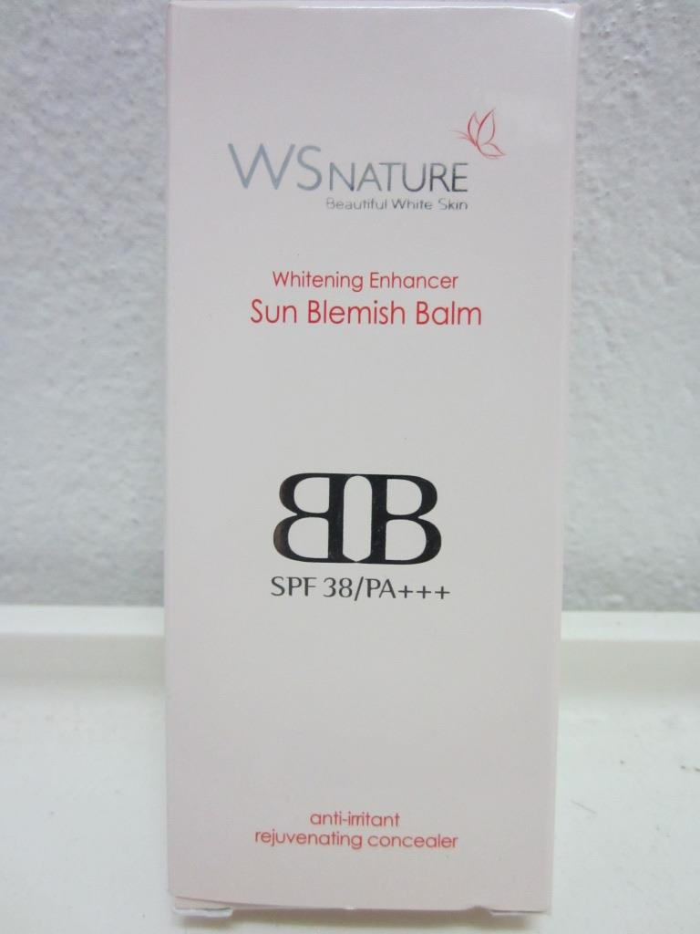 Free Pos Korea Best Magic BB Cream Whitening Enhancer Sun Blemish Balm