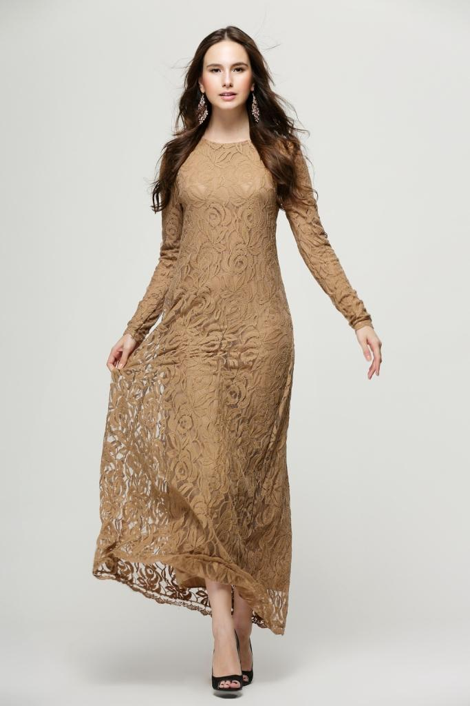 Kaftan Abayas Evening Dresses
