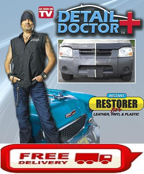 Free Shipping - DETAIL DOCTOR The Vehicle Restorer Danny Koker Uses