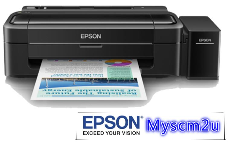 FREE SHIPPING~!! EPSON L310 Single Print Printer wt Ink Tank