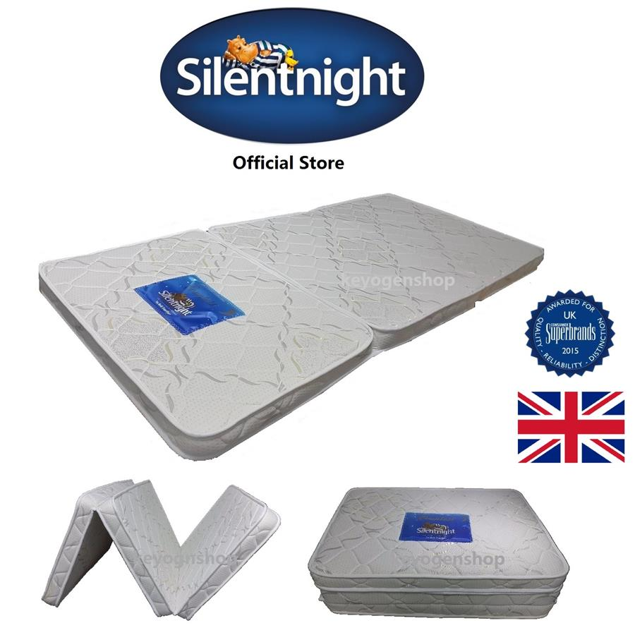 Free Shipping Genuine Silentnight (UK brand) foldable mattress tilam