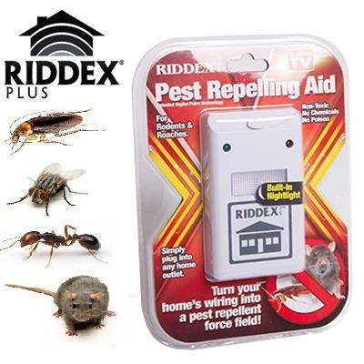 Free ShippingRiddex Plus Digital Pest Repelling Aid -