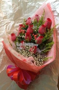Fresh flowers roses bouquet for your love