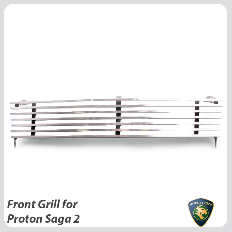 Front Grill For Proton Saga 2-CS-LY297