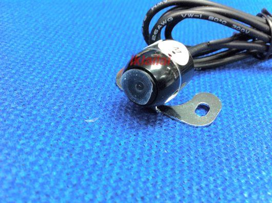 Front View Camera 170o Color CCD Full HD [Universal Car Use]