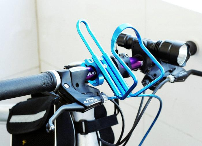 FRONT Water Bottle Holder Universal Metal Portable Cage bicycle BIKE