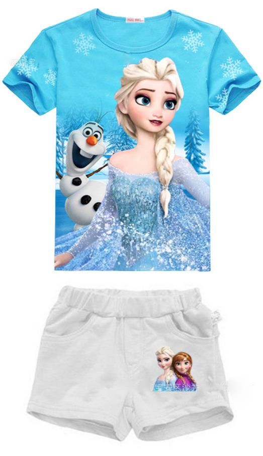 Bring the fun off-screen with Disney's Frozen clothing. Your little girl will love clothing featuring her favorite characters from the animated Disney movie Frozen. Discover girls' Frozen clothing for babies and toddlers at Macy's.