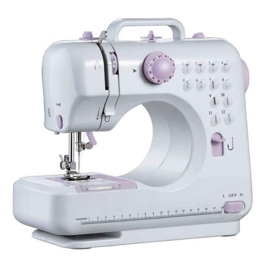 FSHM-505A Pro Upgraded 12 Sewing Options Mini Portable Handheld Sewing