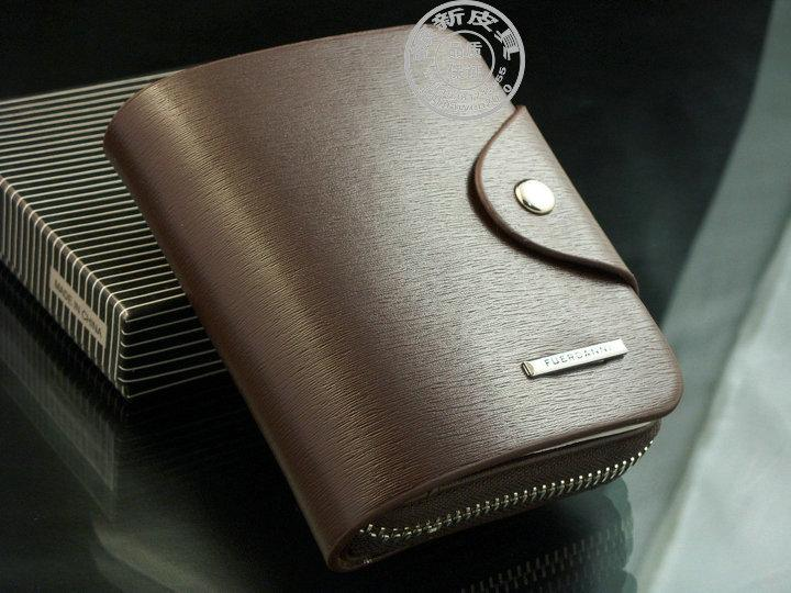 FUERDANNI High Quality Cowhide Wallet