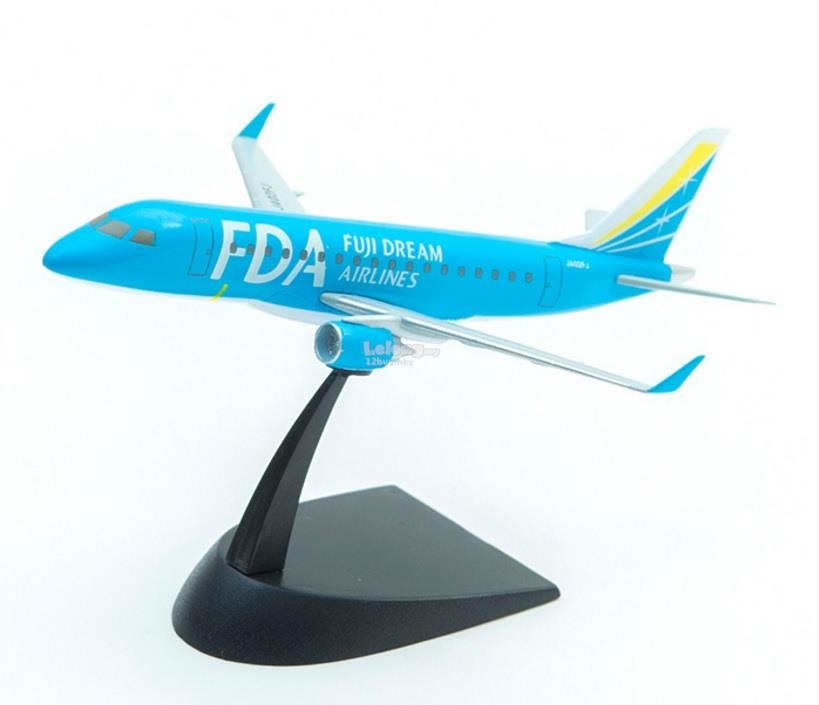 Fuji Dream Airlines Embraer Jets Japan Aircarft Airplane Aeroplane Mod