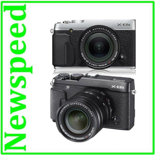New Fuji Fujifilm X-E2S XE2S 18-55mm F2.8-4 Lens Kit +8GB+Bag