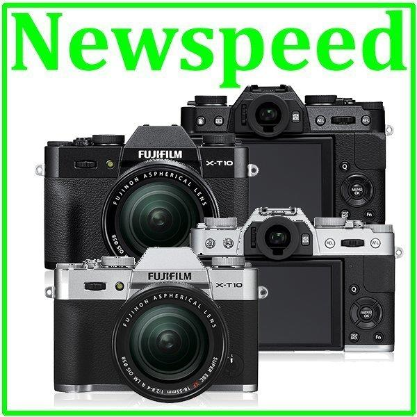 Fuji Fujifilm X-T10 XT10 18-55 Lens Digital Camera +8GB+Case (Import)