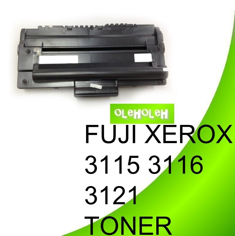 Fuji Xerox 3115,3116,3121 Compatible Toner Cartridge 3115,3116,3121